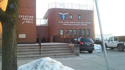 Our Lady Queen Of Croatia Church Church In Toronto On Zupa Nase